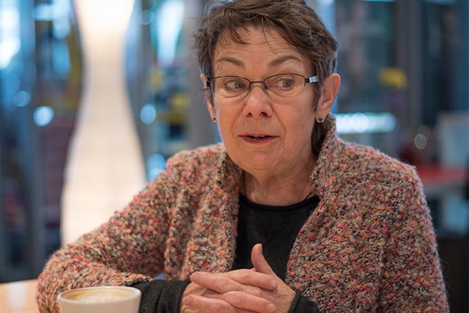 Susan Wassenaar – Farr